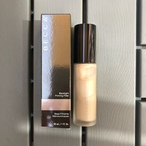 BNIB Becca Backlight Priming Filter Face Primer